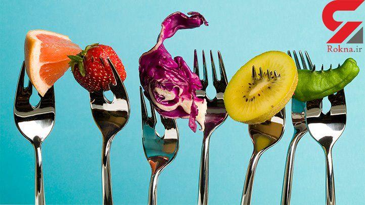 با این میوه های تابستانی فشار خون را ضربه فنی کنید