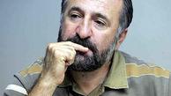 مهران رجبی گریم شده بعد از رهایی از کرونا + عکس