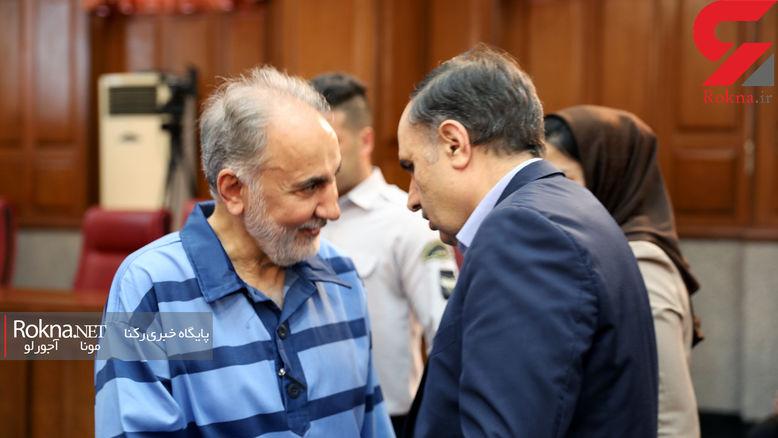 گزارش لحظه به لحظه سومین جلسه دادگاه نجفی + جزئیات