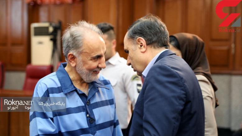 شرایط صلح و میزان دیه در پرونده نجفی اعلام شد