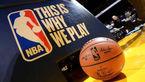 """حذف نام """"فلسطین اشغالی"""" از پایگاه اینترنتی مسابقات NBA آمریکا"""