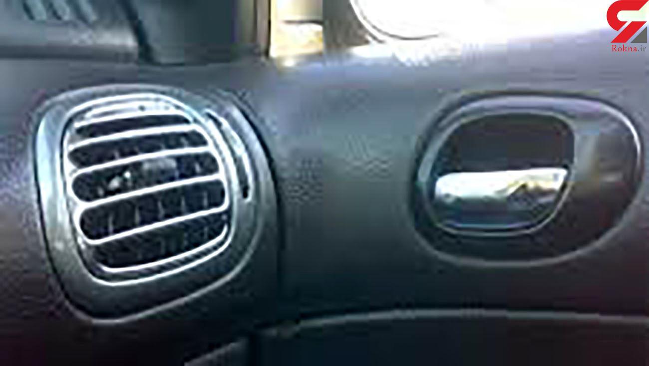 کدام قسمت های خودرو را باید ضد عفونی کرد؟