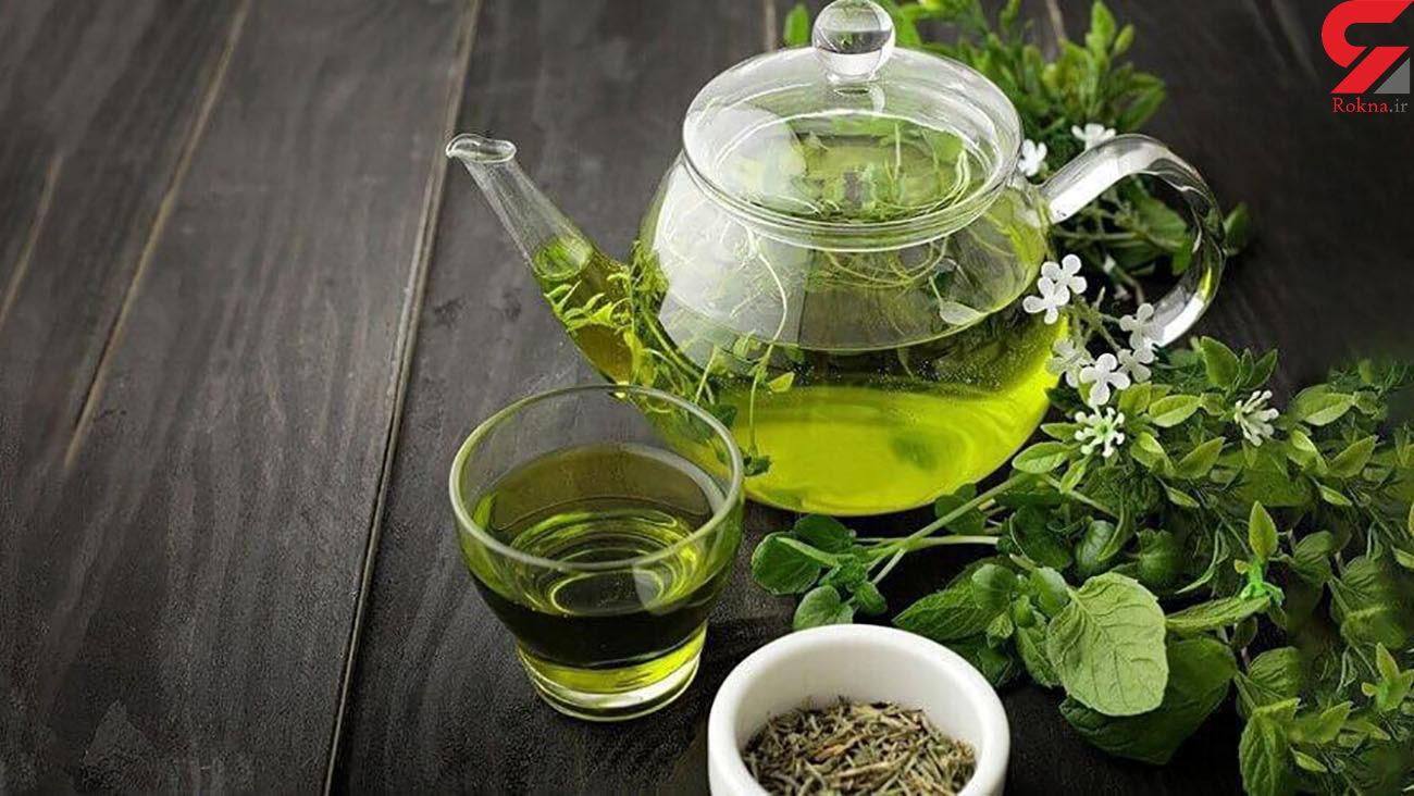 چای سبز ، دشمن سکته مغزی و قلبی