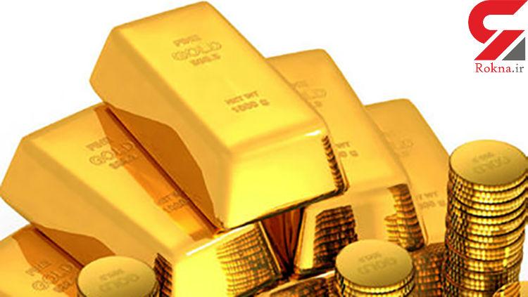 قیمت سکه و طلا امروز یکشنبه ۱۹ آبان