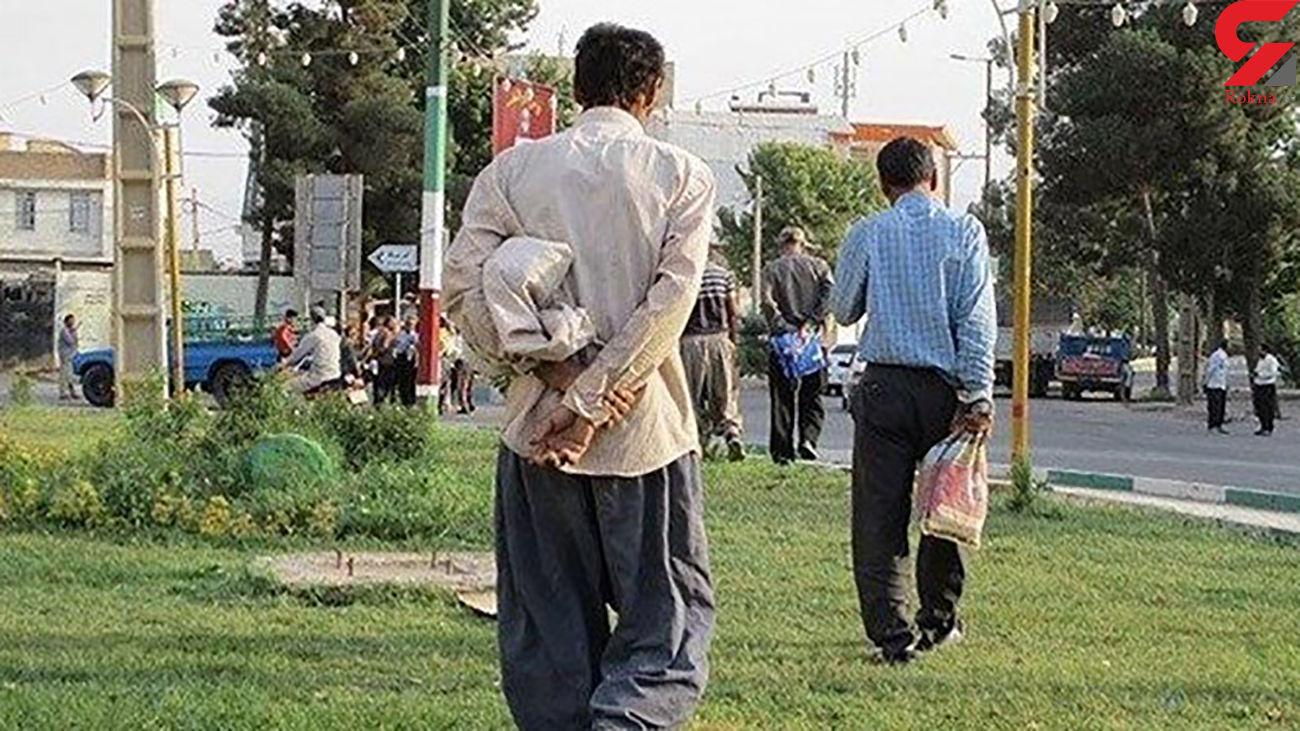 دستگیری اتباع خارجی غیرمجاز در یزد