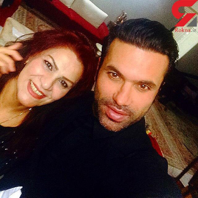 علیرضا نیکبخت از ارتباط عشقی با یک دختر و طلاق همسرش افشاگری کرد + عکس