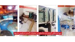 دستگیری پدر و پسر مشهدی با بار مَشکهای مرگبار / قاچاقی که 27 نفر را به طرز فجیعی به کشتن داد+تصاویر