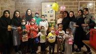 کار ماندگار 5 معلم تهرانی برای دانش آموزان سرطانی + عکس