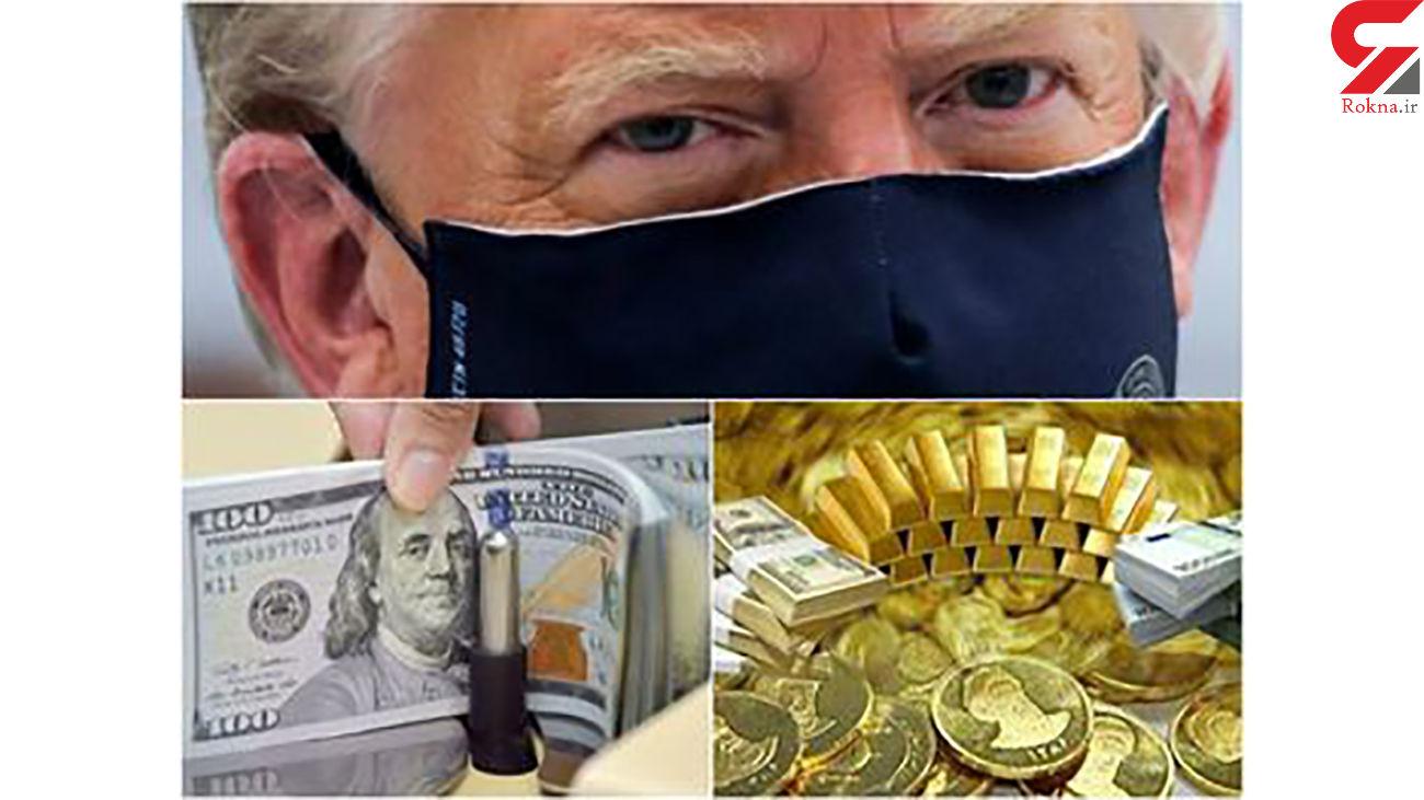 بررسی واکنش بازارهای ایران به خبر ابتلای ترامپ به کرونا