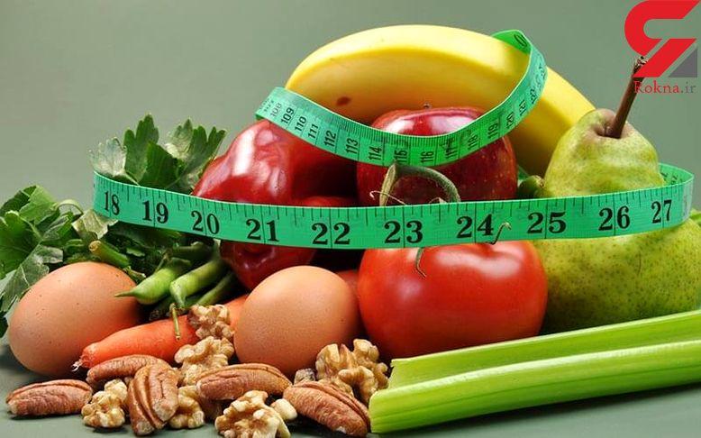 داشتن تناسب اندام با یک رژیم غذایی ایده آل