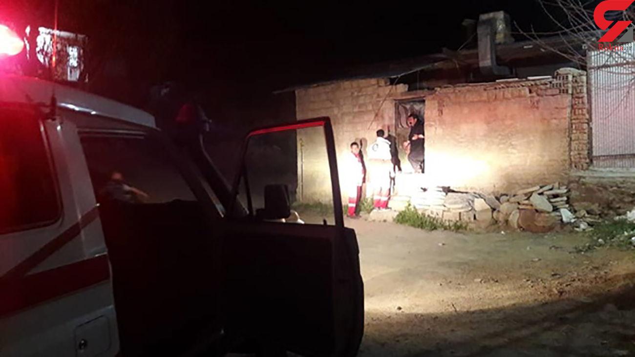 اولین فیلم از خسارت و مصدومان زلزله 5/3 ریشتری در مریوان