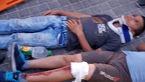 زیر گرفتن 4 کودک توسط یک خودرو در قدس +عکس
