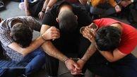 دستگیری 5 مسافر خطرناک قزوینی در کرمان / هتل آنها پلمب شد