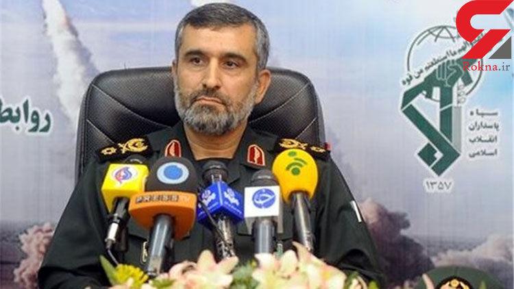 فرمانده هوافضای سپاه: ای کاش میمردم و شاهد حادثه سرنگونی هواپیما نبودم+فیلم
