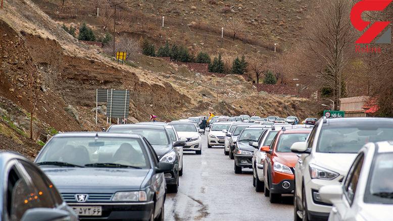 اعمال محدودیت های ترافیکی در برخی از محورهای مواصلاتی کشور