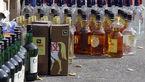 کشف 11 هزار لیتر مشروب در حال ساخت