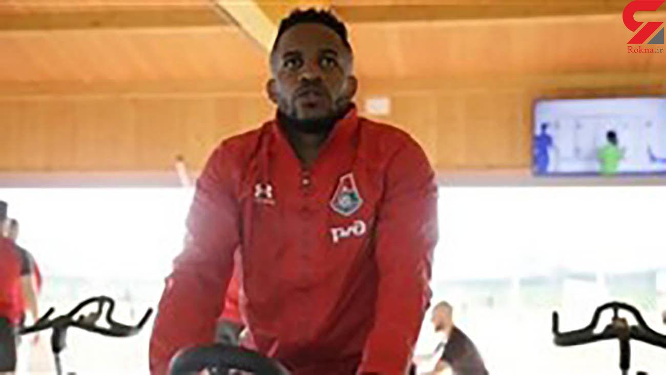 بازیکن لوکوموتیو مسکو به کرونا مبتلا شد