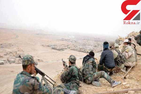 ارتش سوریه با تروریستها در دروازهای ادلب درگیر شدند