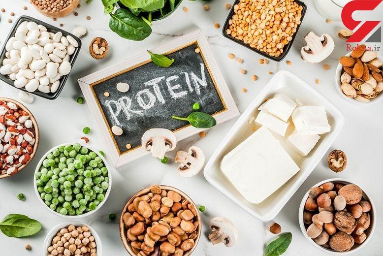 بیمه سلامت قلب با دانه ای گیاهی/تامین پروتئین بدن با این گیاهان