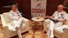 استفاده نیروی دریایی ایران و ایتالیا از ظرفیت های آموزشی یکدیگر