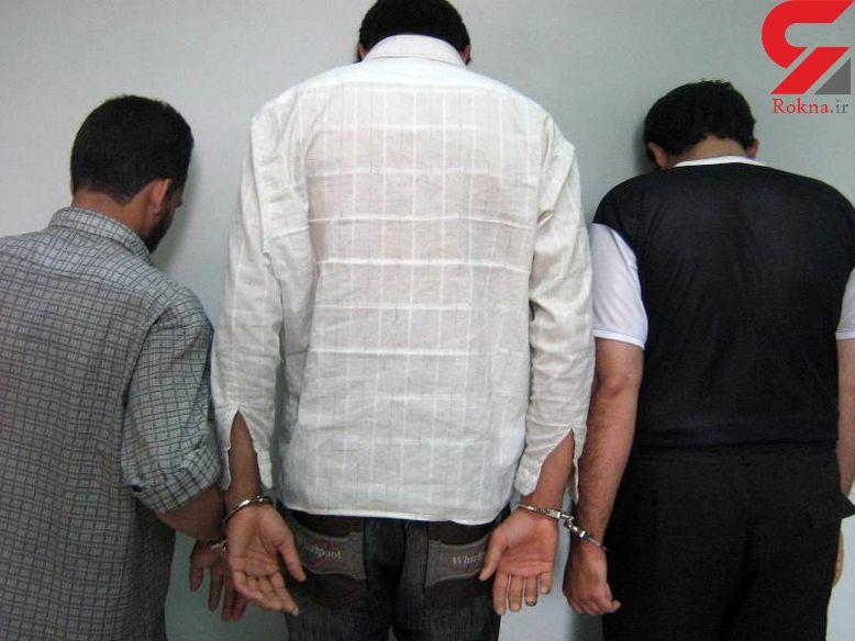 دستگیری 3 سارق 20 روز پس از آزادی از زندان در تهران