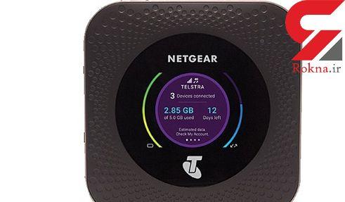 دستگاهی با سرعت 10 برابری اینترنت
