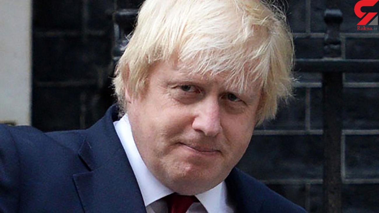 مشروب خوردن افراطی نخست وزیر انگلستان + فیلم
