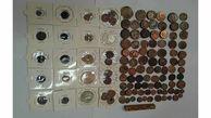 دستگیری قاچاقچیان سکههای قدیمی در کرمانشاه