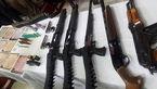 کشف محموله سلاح جنگی و شکاری غیر مجاز در تهران