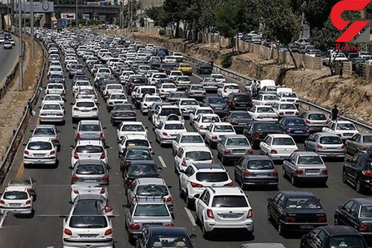 آخرین وضعیت جوی و ترافیکی جادههای کشور در 4 فروردین ماه