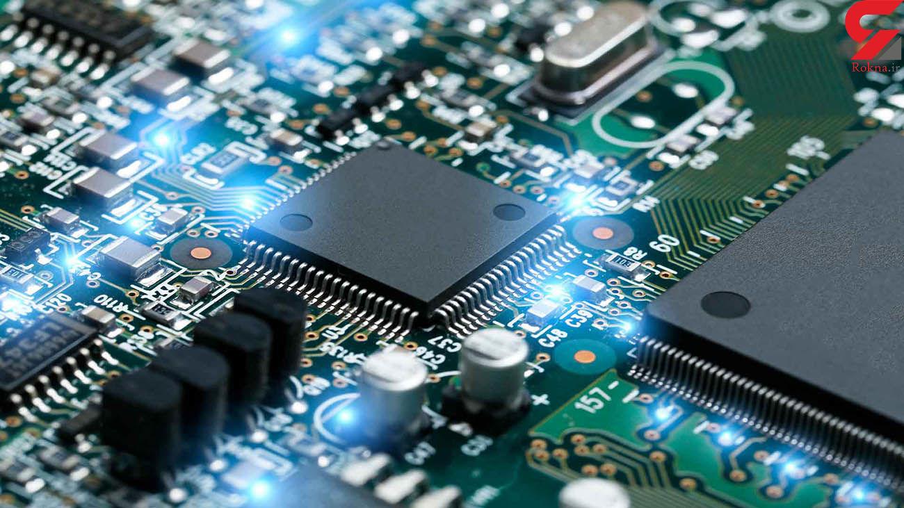 کشف میلیاردی انواع لوازم الکترونیکی در تهران