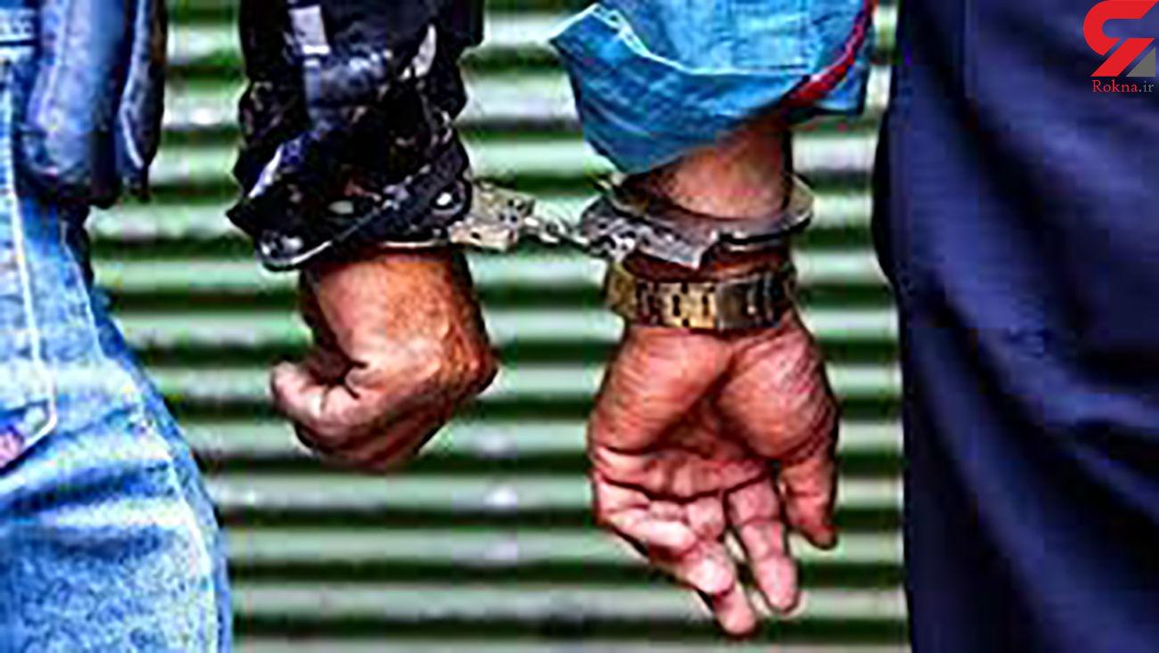 دستگیری سارقان محموله های ترانزیتی در تبریز
