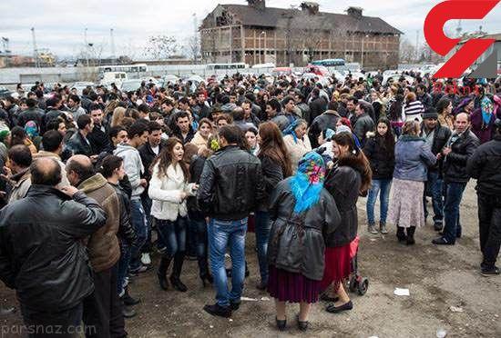 """""""بازار عروس"""" برای یافتن همسر عجیب ترین بازار بلغارستان+تصاویر"""