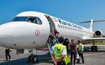 آخرین وضعیت مسافران وحشت زده از نقص فنی هواپیمای مشهد