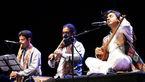 کنسرت گروه موسیقی مستان همراه با پرواز همای +عکس