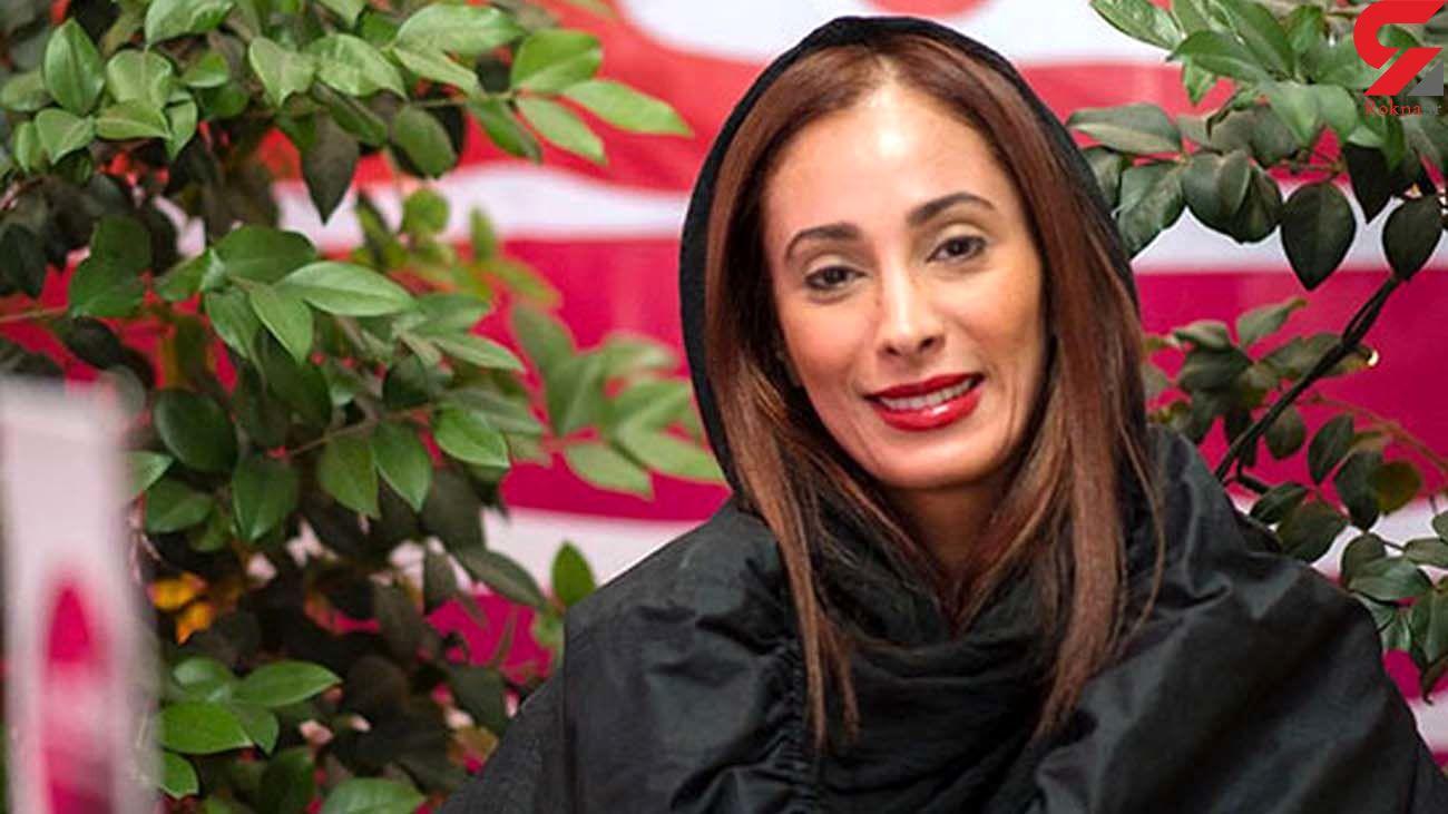 سحر زکریا دل خونی از مهران مدیری دارد + عکس