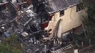 سقوط هواپیما روی منزل مسکونی جان یک نفر را گرفت / در نیویورک رخ داد +عکس