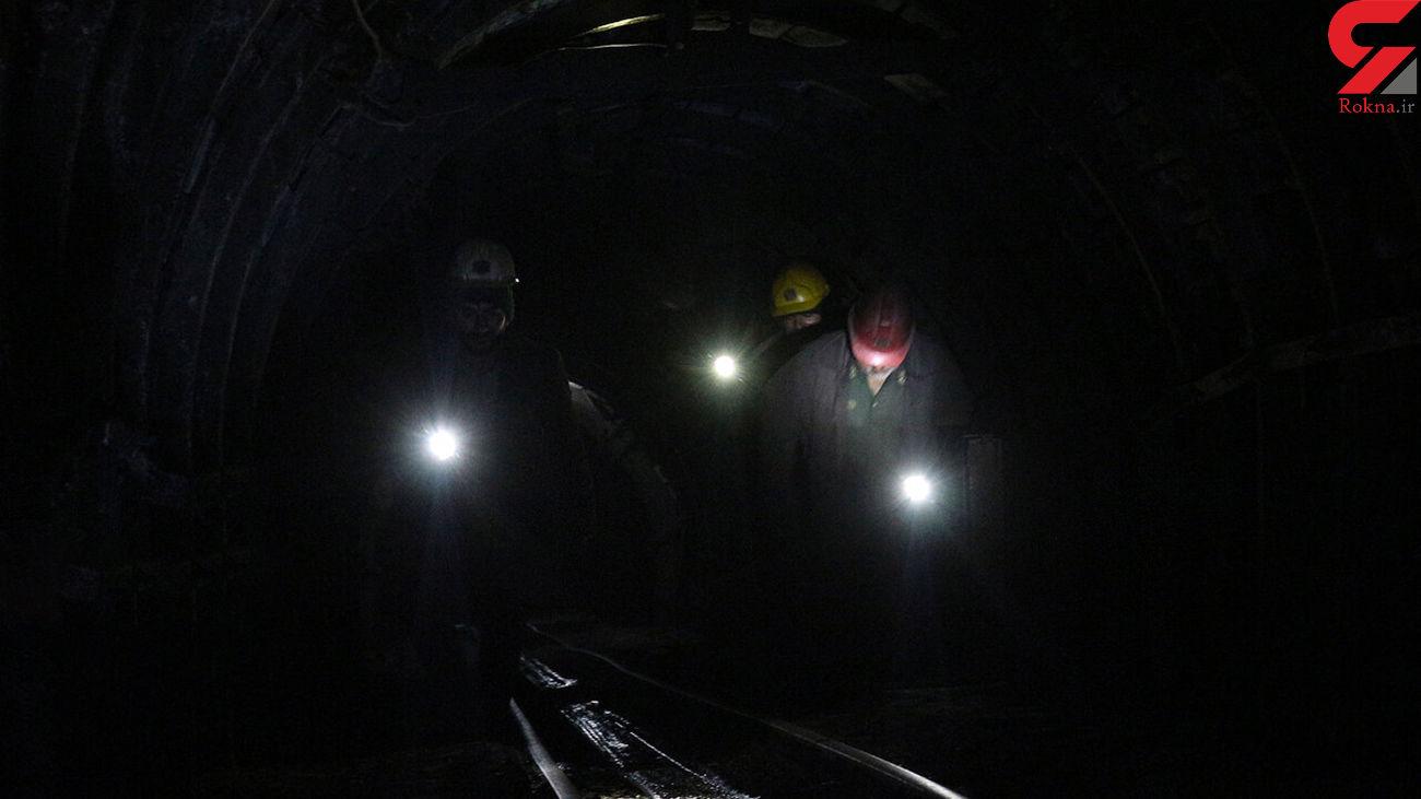 37 ساعت عملیات نفسگیر برای یافتن معدنچی های معدن طزره