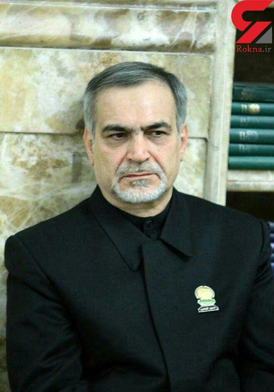 علت بستری شدن حسین فریدون برادر دکتر حسن روحانی در بیمارستان چه بود ؟