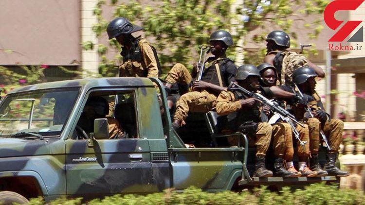 حمله مسلحانه به کلیسایی در بورکینافاسو/ بیش از ۴۰ نفر کشته و زخمی شدند