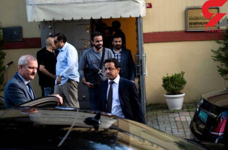 جزئیات جدید از پرونده قتل روزنامهنگار منتقد آل سعود در استانبول +عکس