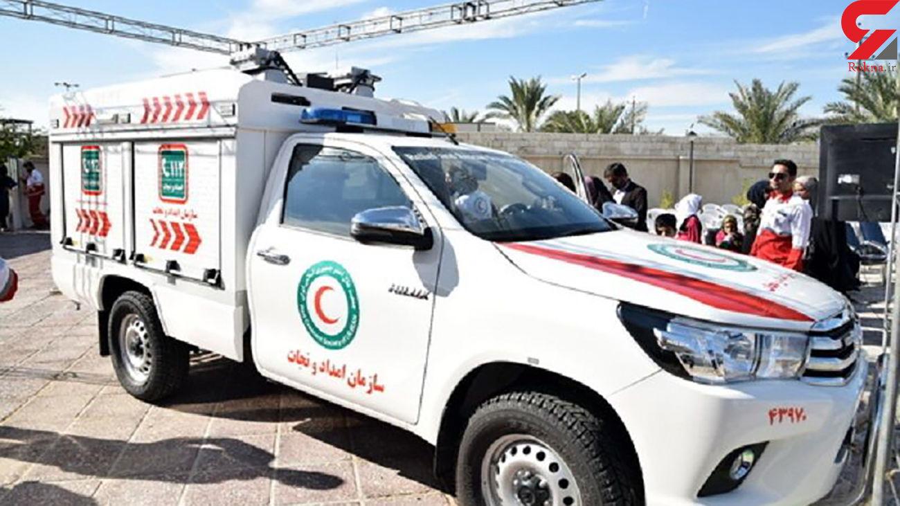 مجوز ورود ۹۰۰ خودروی امدادی صادر شد