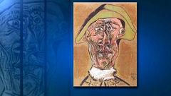 تابلوی پیکاسو شش سال پس از سرقت زیر یک درخت پیدا شد !