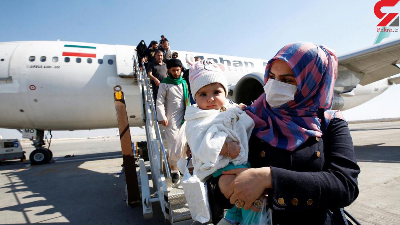 کلیه پروازهای کشورمان به هند و پاکستان تا اطلاع ثانوی به حالت تعلیق درآمد
