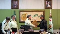 بهرامی رئیس پلیس مبارزه با قاچاق کالا و ارز شد