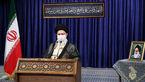 تحریم های آمریکا علیه ملت ایران یک جنایت است / توصیه های رهبری درباره محرم + فیلم