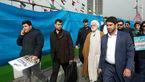دادستان کل کشور در راهپیمایی 22 بهمن+عکس