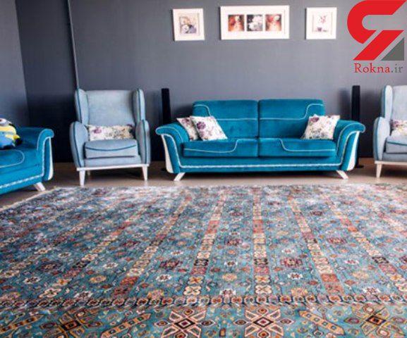 رنگ آبی، شگفتی ساز دنیای دکوراسیون منزل! +تصاویر