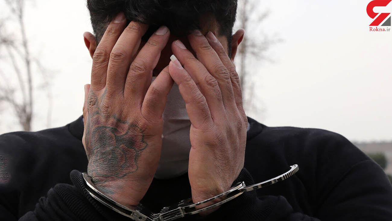 مرد تهرانی جاعل پلاک خودرو بود / بازداشت در تعقیب و گریز پلیسی