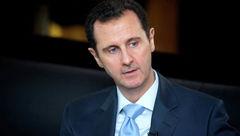 بشار اسد حمله تروریستی اهواز را تسلیت گفت